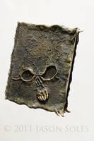 Necronomicon sketchbook by MrSoles