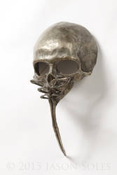 Stygian Mask I: Arachne by MrSoles