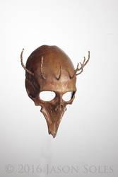 Stygian Mask II by MrSoles