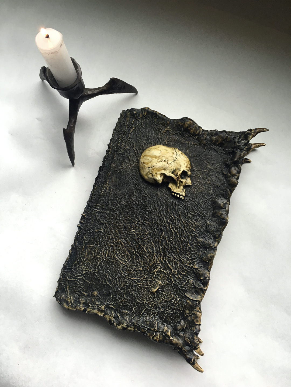 Skull Sketchbook by MrSoles