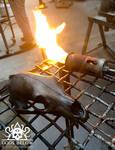 Bronze Bear Skull by MrSoles