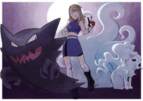 Pokemon - Aud trainer