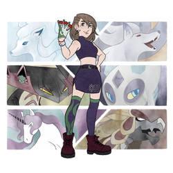 Pokemon - Gio trainer