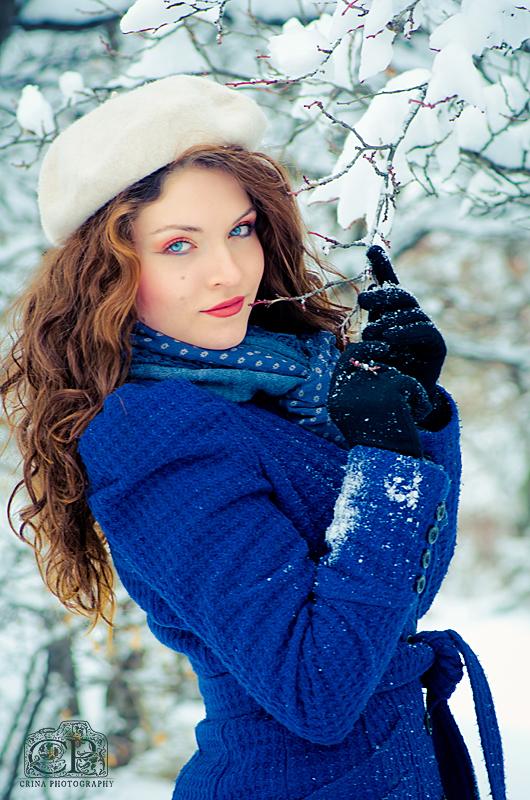 Winter Blue by Krima