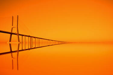 Ponte Vasco Da Gama by liquish