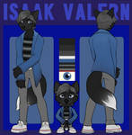 Isaak Valern - Reference by nazcapilot