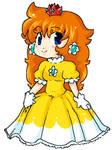 Princess Daisy by lovex3