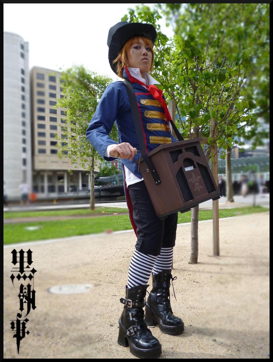 Kuroshitsuji: Just A Puppet... by KaminariNoRaikiri