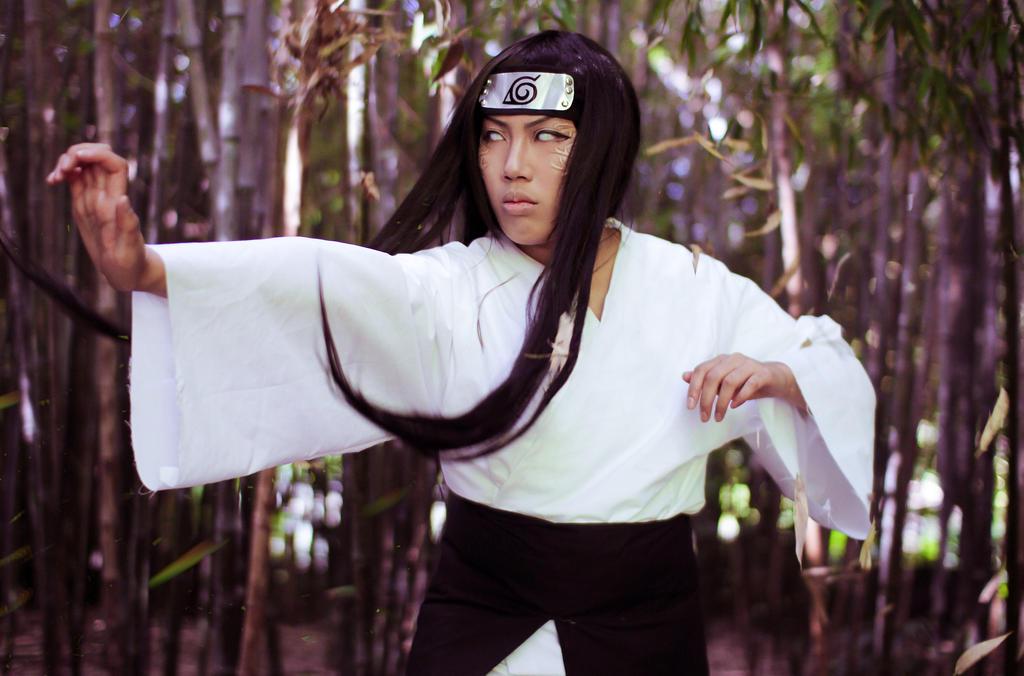 Naruto: Neji Hyuga by KaminariNoRaikiri
