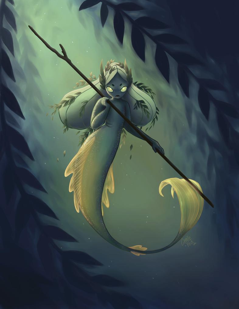 Sirena by fireflysquidink