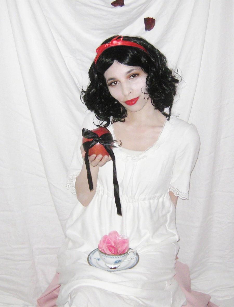 Snow White Stock 05 by ZexionConvertedSaix