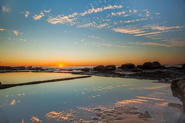 Dawn at the Rockpool