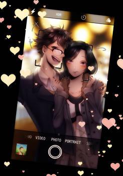 (AT-LadyTrSharon) Teruko x Oikawa