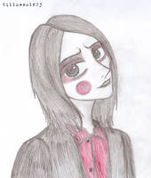 I'm not a monster. by Willowwolf23