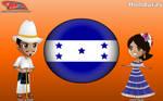 Chibi Honduras - Animondos -