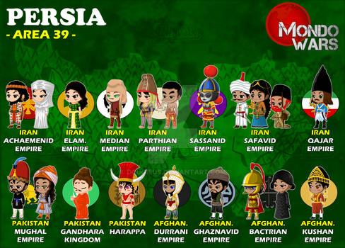 MondoWars - Area 39 - Persia