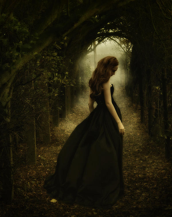 A Shadowed Path... - Konishkichen, DeviantArt