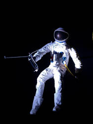Astronaut II by konishkichen