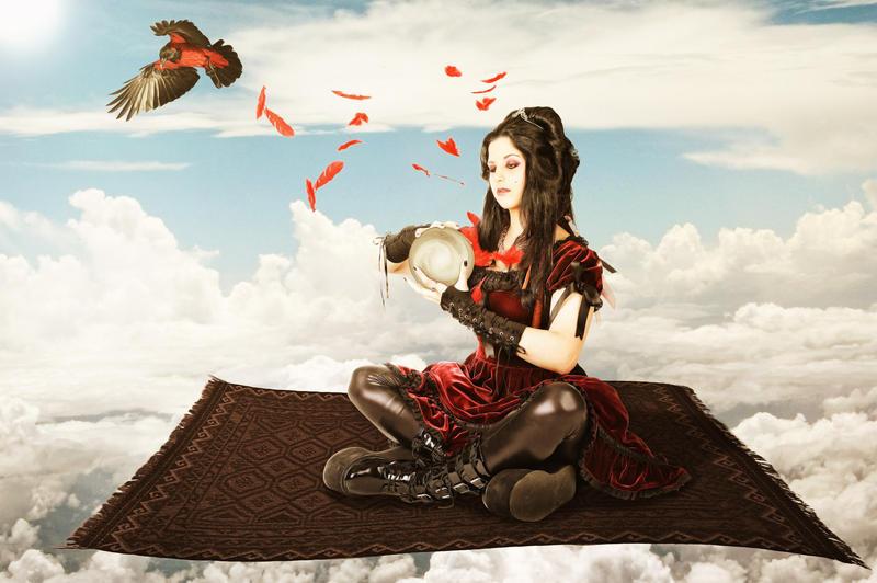 Flying Carpet By Konishkichen On Deviantart