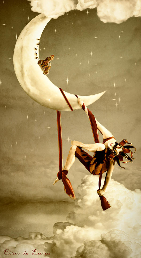 Circo de la Luna by konishkichen