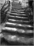 The stairway to BW