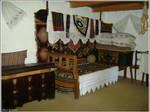 Inside a Romanian old house