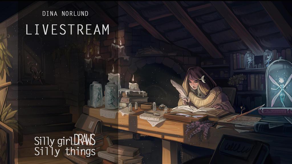 Streaming: the style challenge! offline by Coalbones