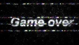 Game Over Glitch by QueenJunko98