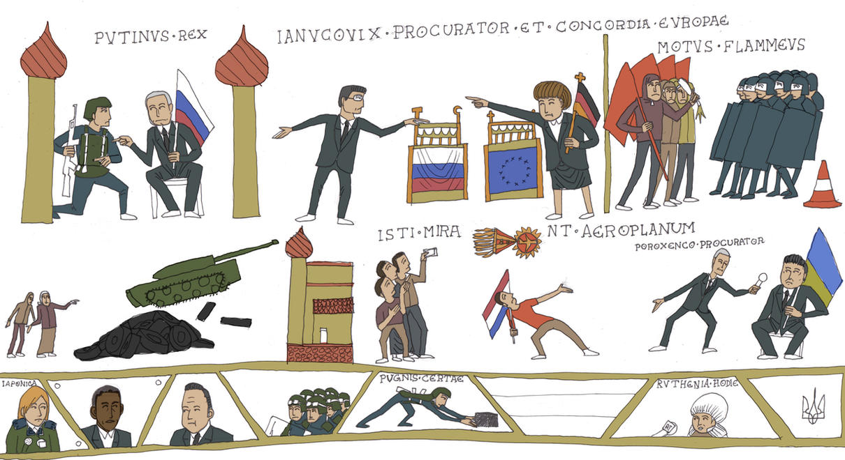 The Crimean Tapestry by AxiaTerraArtUnion