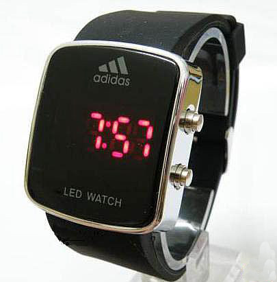 Adidas LED Watch by bythrway on DeviantArt