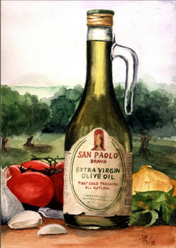 Olive Oil Two