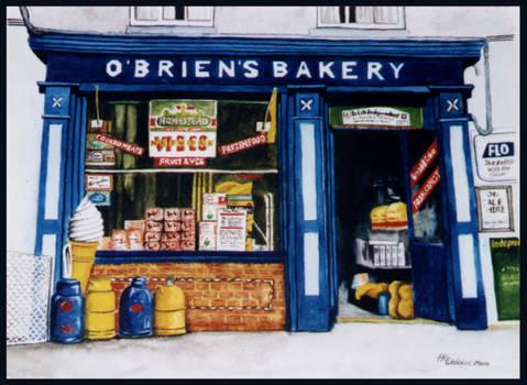O Briens Bakery