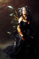 Cobweb Fairy by Firefly-Path