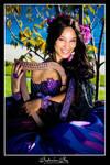 Purple Masquerade Fairy