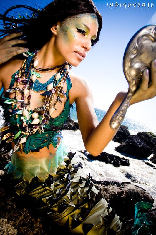 Mermaid Vanity by Lillyxandra