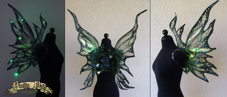 Light up Fairy Wings by Lillyxandra on DeviantArt
