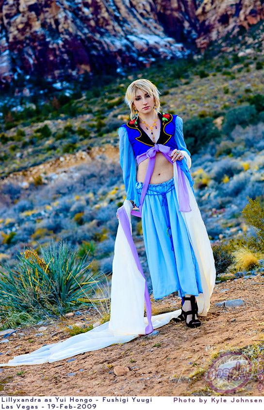 Priestess of Seiryuu by Lillyxandra