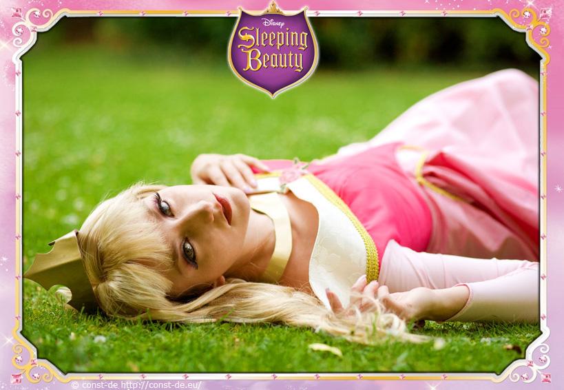 Sleeping Beauty by Lillyxandra