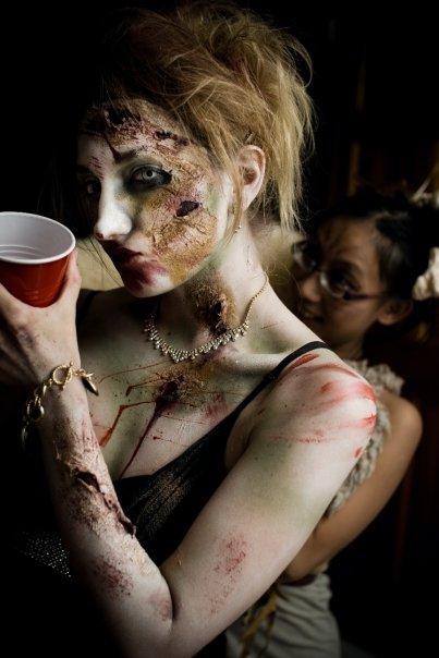 Zombie by Lillyxandra