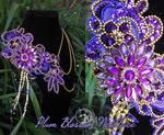 Plum Blossom Necklace