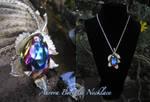 Aurora Borealia Necklace