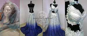 Ice Queen Gown