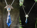 Celestial Crystal Necklace