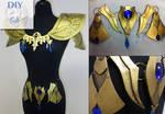DIY Princess Zelda Armor