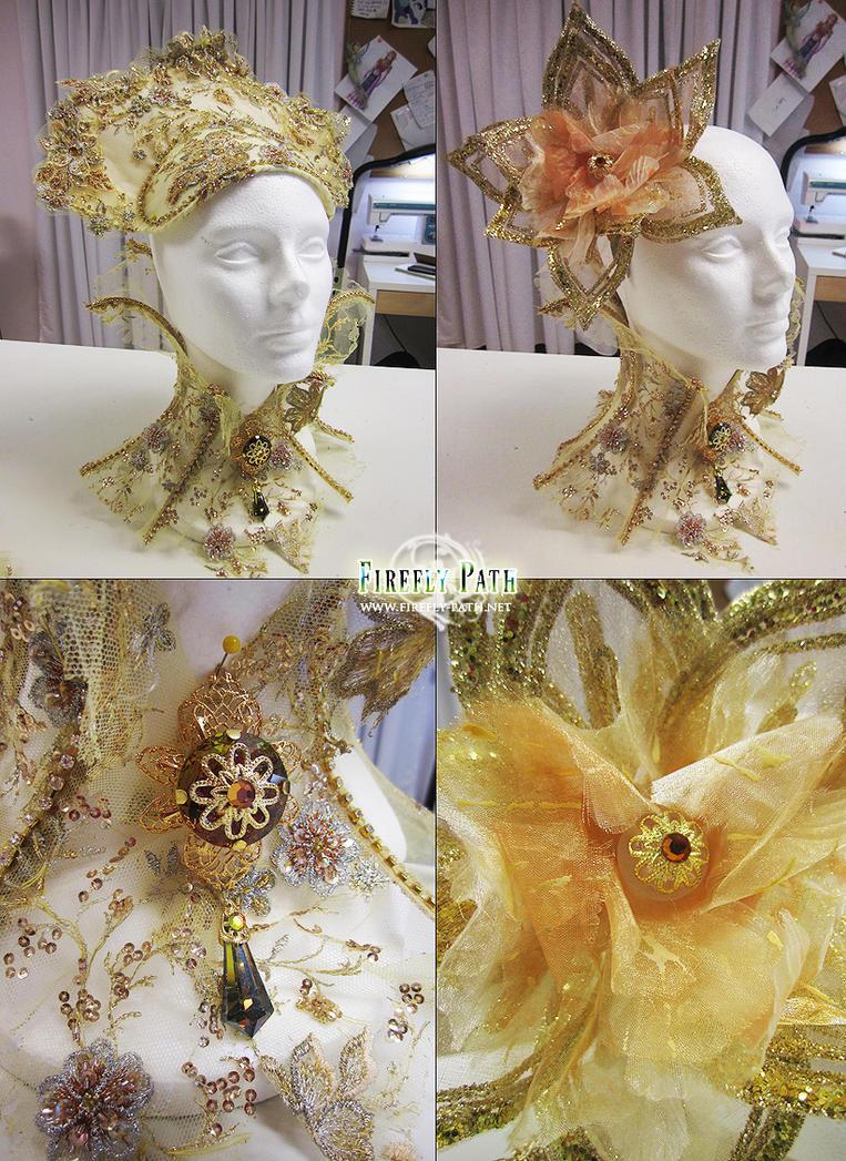 Sun Fairy Accessories by Lillyxandra
