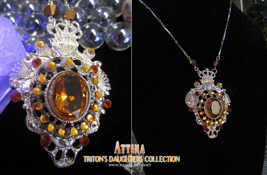 King Triton's Daughters Collection : Attina by Lillyxandra