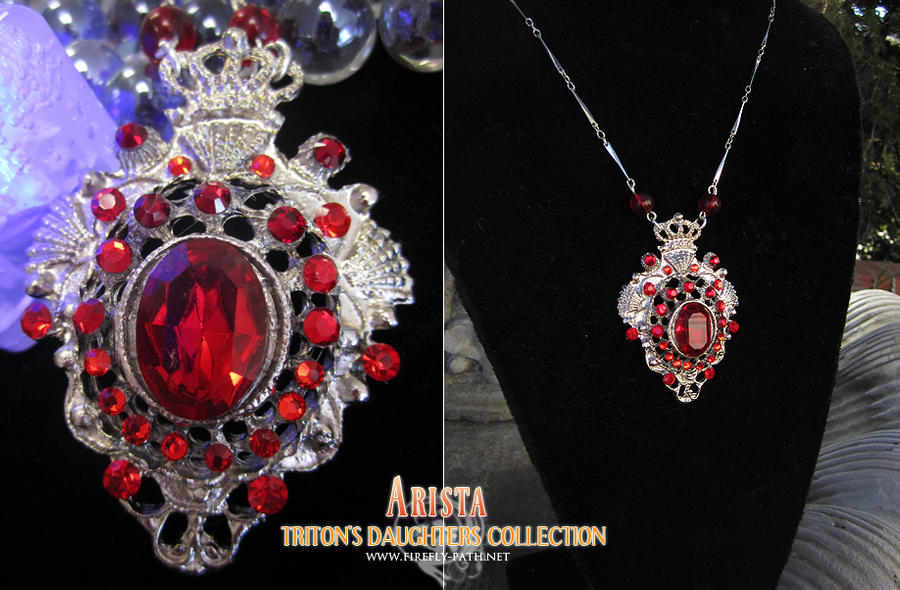 King Triton's Daughters Collection : Arista by Lillyxandra