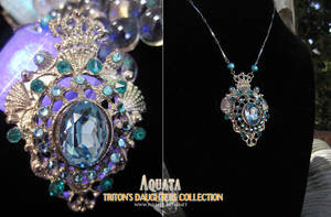 King Triton's Daughters Collection : Aquata by Firefly-Path