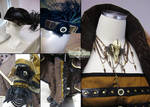 Steampunk Pirate Accessories