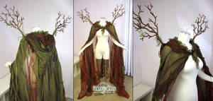 Forest Cape and Branch Wings